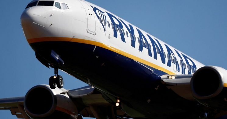 Ryanair strike cancels 250 flights – and ruins travel plans for 40,000