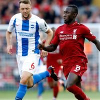 Naby Keita names the toughest footballer he played against