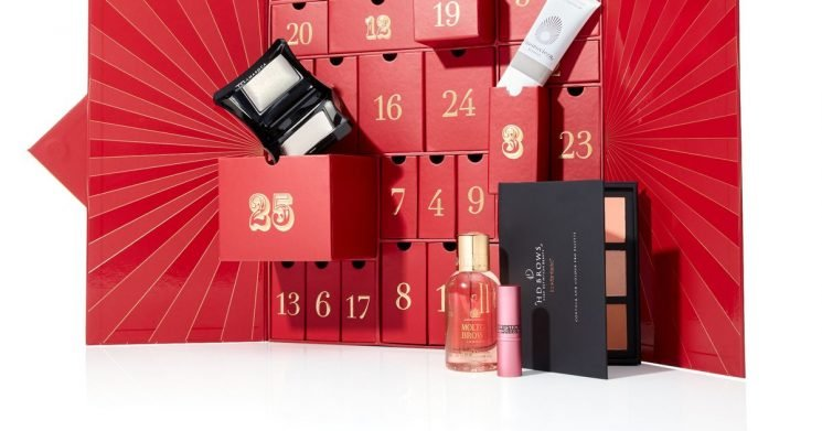 This year's incredible Christmas beauty advent calendars you should snap up now