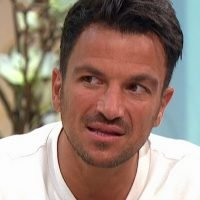 Peter Andre reveals he turned down TV job on daughter's first day of school
