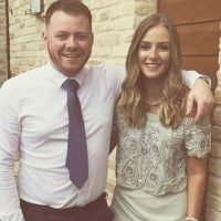 Fiancee reveals man killed during Storm Ali was due to pick up wedding rings