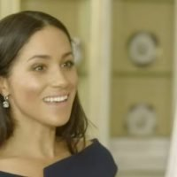 Meghan Markle reveals what everyone has to do when they see her wedding dress