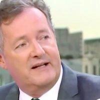 Piers Morgan struggled to 'hide his revulsion' speaking to manipulative killer