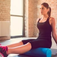 Can foam rolling cut soreness in muscles, asks Dr Miriam Stoppard