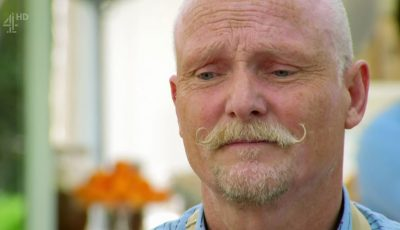 Bake Off's Terry Hartill using show to help overcome grief of wife's death