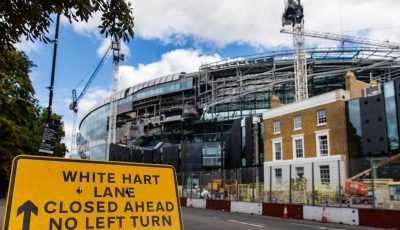 The shocking drink and drugs behaviour on site at Spurs' new stadium