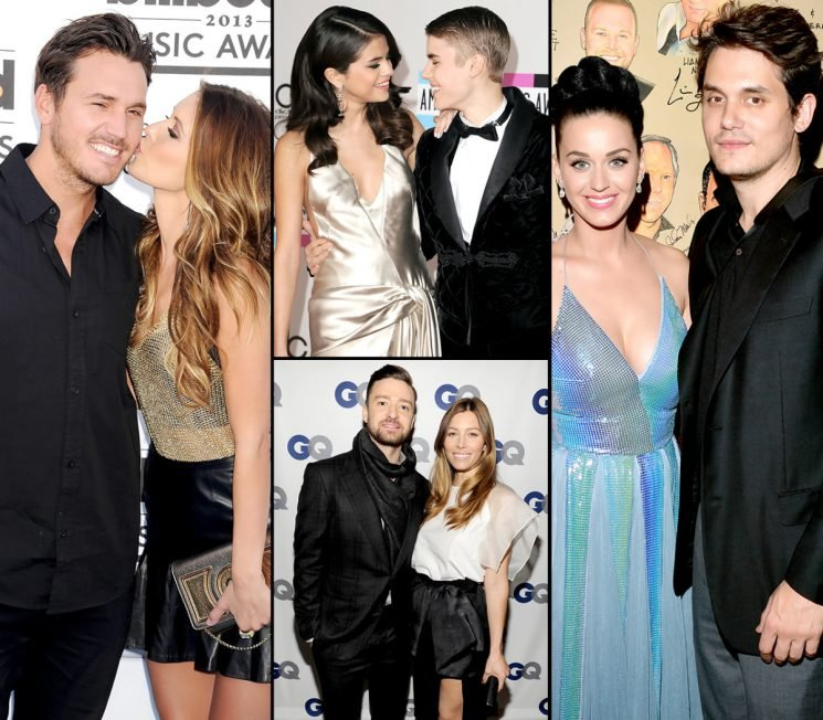On-Again, Off-Again Celebrity Couples