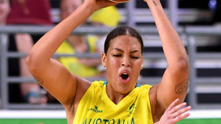 Cambage leads Opals to World Cup win over Nigeria