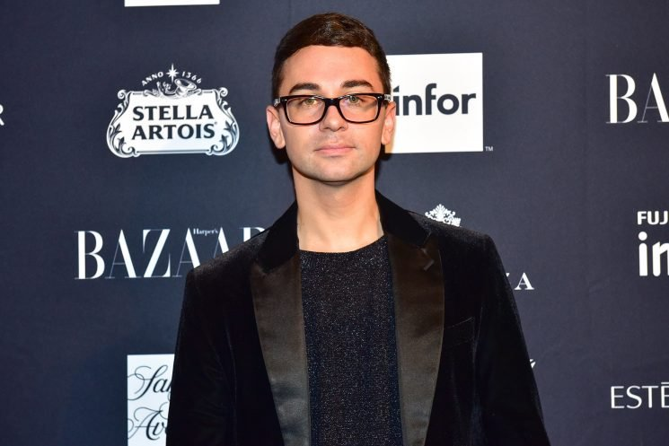 Christian Siriano finds Neiman Marcus and Saks 'strange'