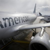 Student pilot hops fence, sneaks onto American Airlines jet