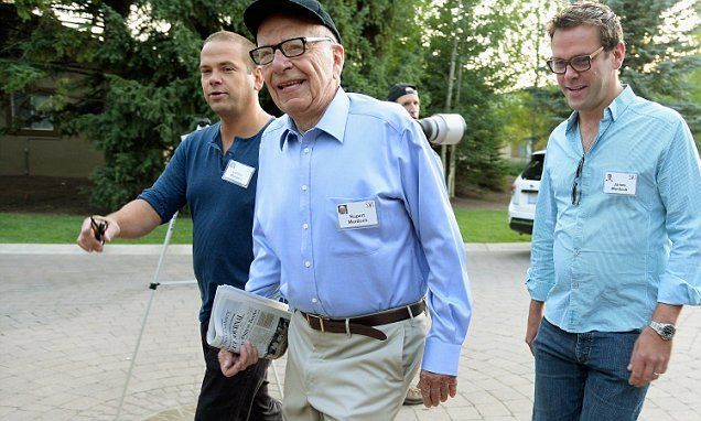 Sky falls in on Murdoch after losing 'richest poker game in history'