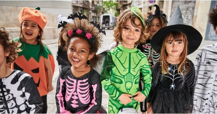 This Is Your 1-Stop Shop For Your Kid's Halloween Costume