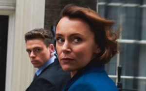 Bodyguard's Keeley Hawes' terror as son was caught in Parsons Green tube attack