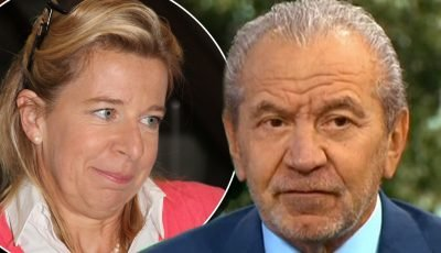 Lord Sugar on Katie Hopkins' IVA: 'She's made her bed, now she has to lie in it'