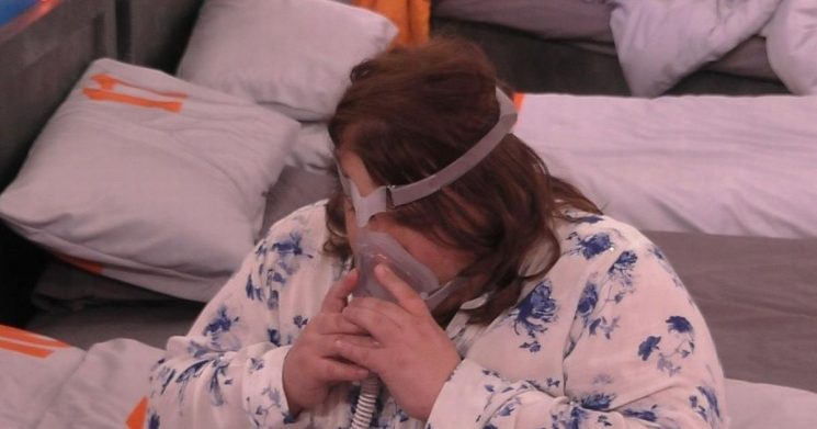 Big Brother's Tomasz given oxygen machine after days of hideous snoring