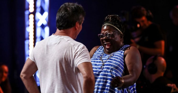 X Factor's Simon Cowell shocked as singer says she's his 'ex' before audition