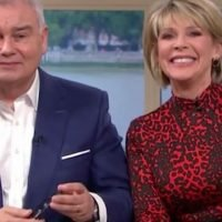 Eamonn Holmes tells Ruth off over x-rated innuendo
