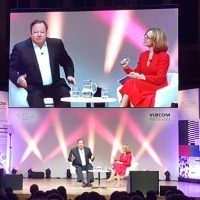 Bob Bakish Says Viacom Is 'Very Well-Positioned' in a World of Media Mergers