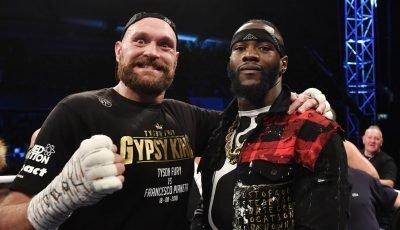 Exact date for Tyson Fury vs Deontay Wilder superfight revealed