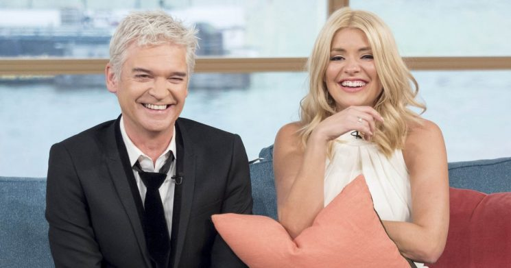 This Morning turns 30 – Holly and Phil pick their fave memories from ITV show