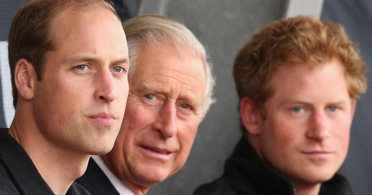 Why Prince Charles has a 'strained' relationship with sons William and Harry