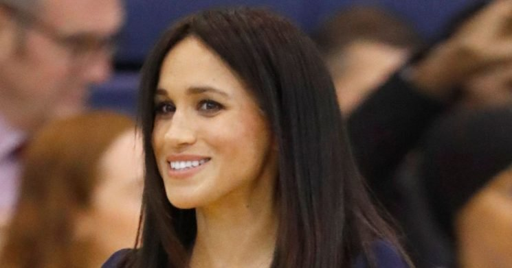 Meghan Markle debuts new look at sport awards ceremony – and it really suits her
