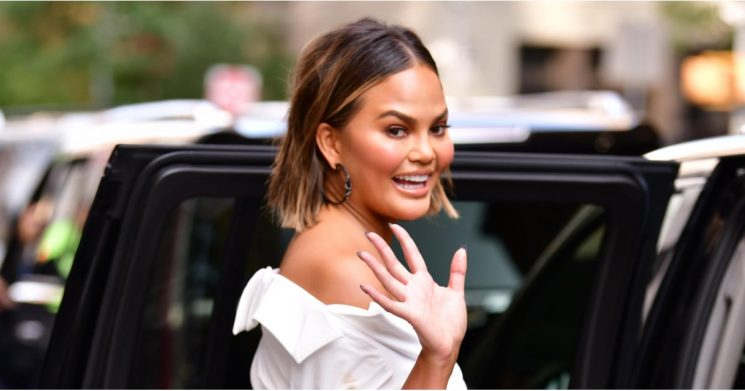 A Troll Tried to Diss Chrissy Teigen on Instagram, and, Honestly, When Will People Learn?