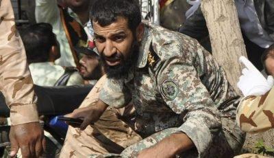 Gunmen open fire on Iran military parade