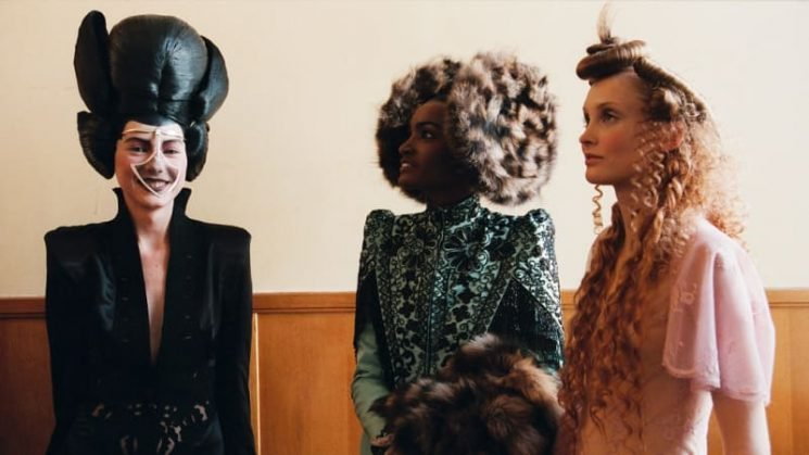 McQueen film shows the passion behind the fashion