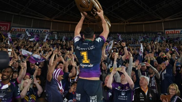 Storm learn much more from their losses than their premierships