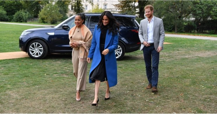Meghan Markle Just Found the Perfect Fall Skirt, and You'll Love Its Price Tag