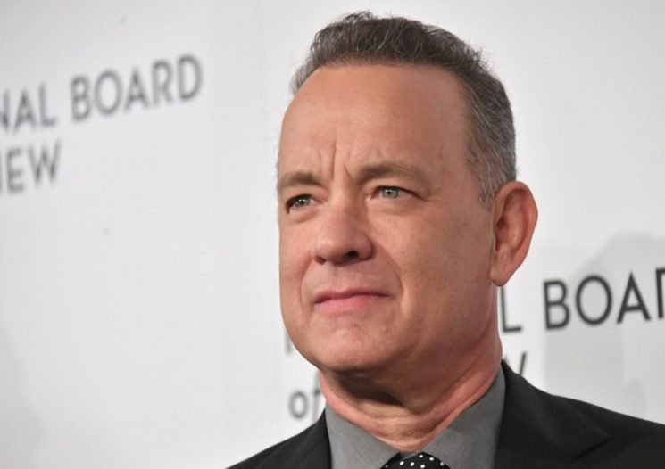 The First Photo Of Tom Hanks As Mister Rogers Will Bring You Right Back To Your Childhood