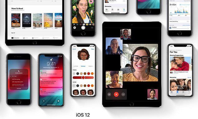 Apple rolls-out iOS 12 update to iPhones and iPads worldwide