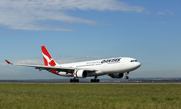 Qantas scraps music from in-flight entertainment on some routes