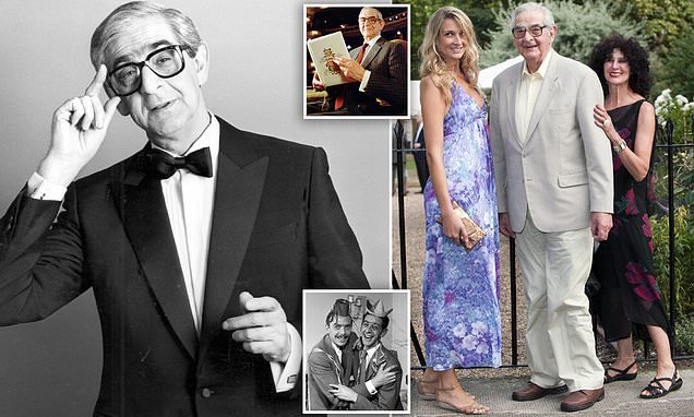 Denis Norden saw horror of Belsen but went on to write post-war comedy