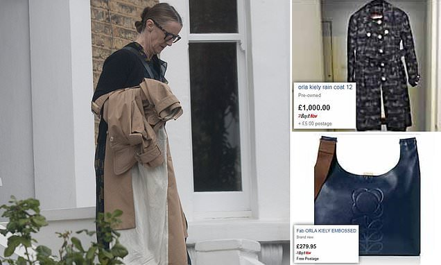 Orla Kiely clothing and bags go on sale on eBay for up to £1,000