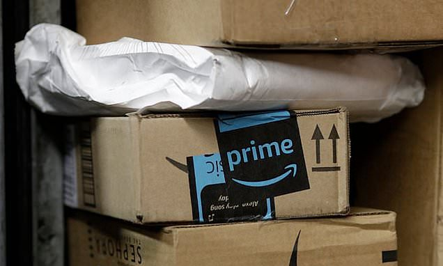 Amazon 'plants fake packages in trucks' to trap thieving drivers