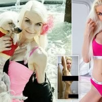 Recovered anorexic reveals her dramatic transformation