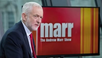 Jeremy Corbyn REFUSES to apologise over Labours alleged anti-Semitism