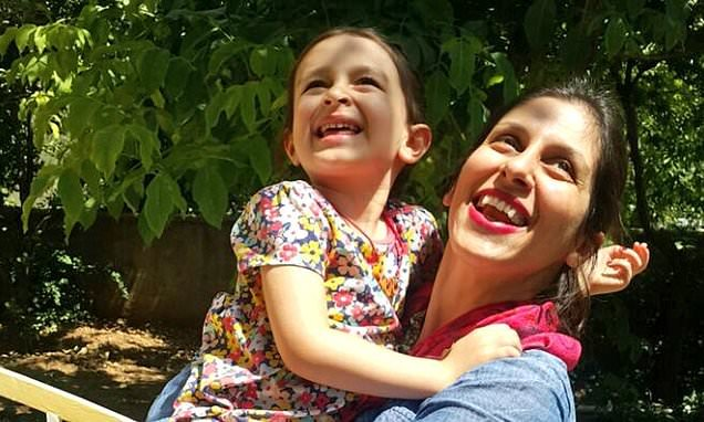 May appeals to Iranian President to release jailed British mother