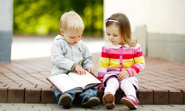 Girls are better than boys at reading AND writing by age 10