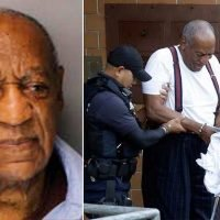 Bill Cosby's grim mugshot revealed after he was transferred to prison