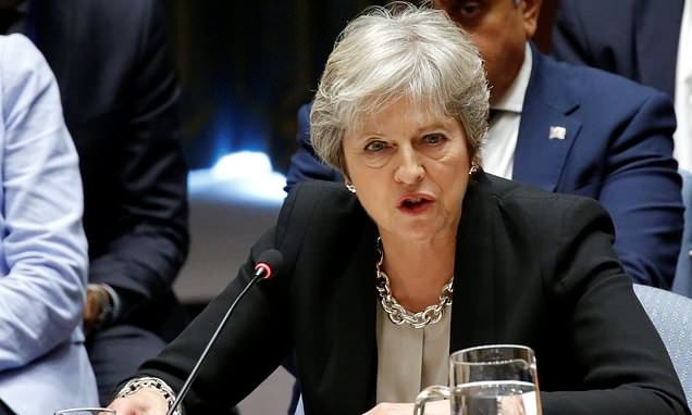 Cabinet 'wants May to go for Canada-style deal' if Chequers fails