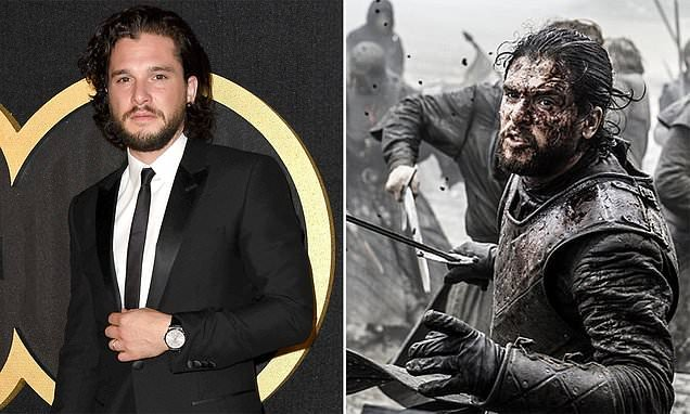 Game of Thrones star Kit Harington hits out at toxic masculinity
