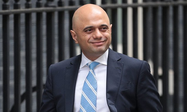 Sajid Javid's crackdown on net paedophiles who use 'terrorist tricks'