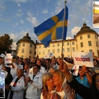 Sweden goes to the polls as far-right leader threatens to shake it up