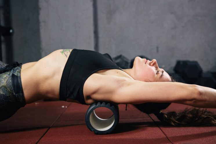 Foam Rolling Is Actually Good For You — If You're Breathing Into It Right