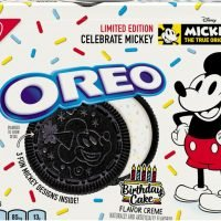 May I Have Your Attention, Please? Mickey Mouse Oreos Are Coming Soon!