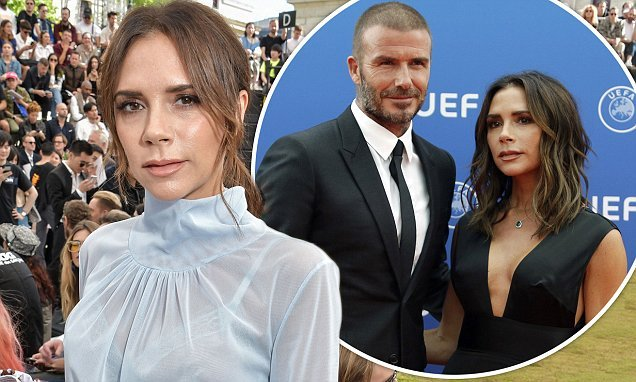 Victoria Beckham's fans left amused by her new Facebook chatbot