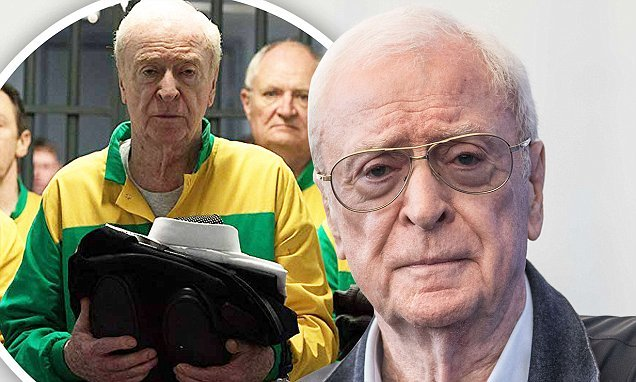 Sir Michael Caine asked to have the 'C-word' CUT from King Of Thieves